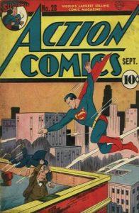 Action Comics #28 (1940)