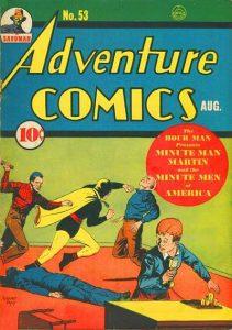 Adventure Comics #53 (1940)