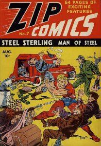 Zip Comics #7 (1940)