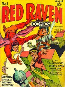 Red Raven Comics #1 (1940)
