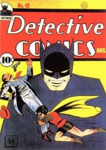 Detective Comics #42 (1940)