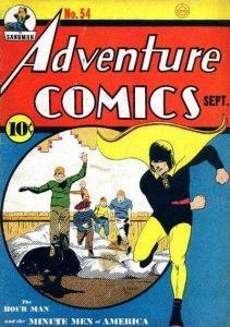 Adventure Comics #54 (1940)