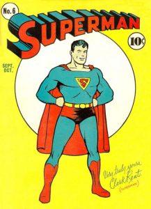 Superman #6 (1940)