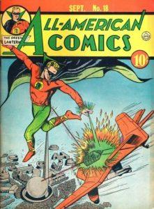 All-American Comics #18 (1940)
