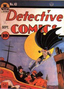 Detective Comics #43 (1940)