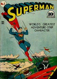 Superman #7 (1940)