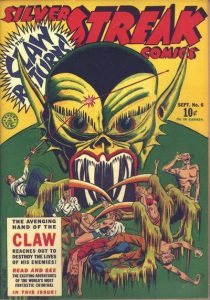 Silver Streak Comics #6 (1940)