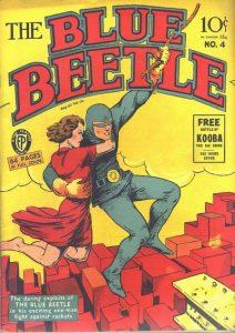 Blue Beetle #4 (1940)