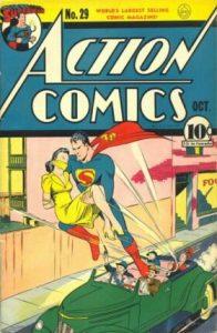 Action Comics #29 (1940)