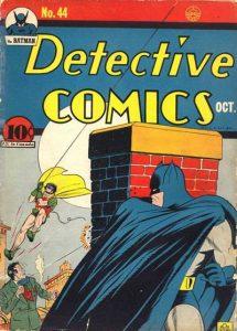 Detective Comics #44 (1940)