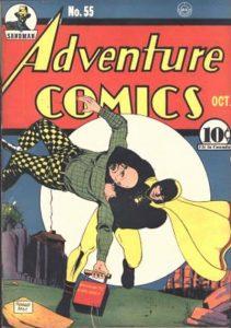 Adventure Comics #55 (1940)