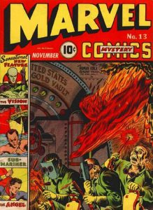 Marvel Mystery Comics #13 (1940)