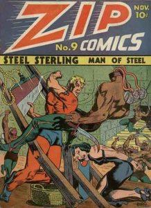 Zip Comics #9 (1940)