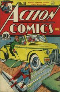 Action Comics #30 (1940)