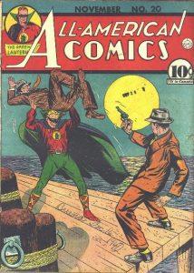 All-American Comics #20 (1940)