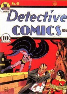 Detective Comics #45 (1940)