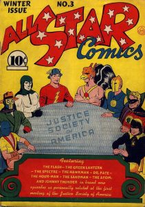 All-Star Comics #3 (1940)