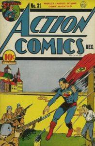 Action Comics #31 (1940)