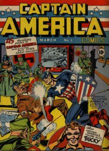 Captain America Comics #1 (1940)
