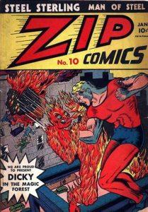Zip Comics #10 (1941)