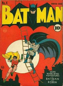 Batman #4 (1941)