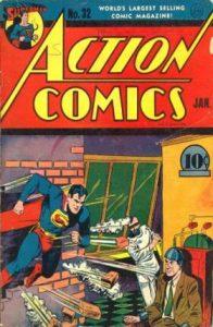 Action Comics #32 (1941)
