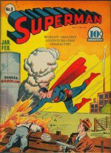 Superman #8 (1941)
