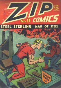 Zip Comics #11 (1941)