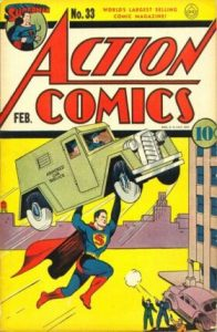 Action Comics #33 (1941)