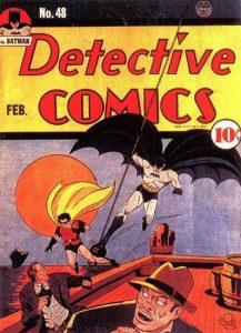 Detective Comics #48 (1941)