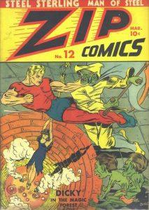 Zip Comics #12 (1941)