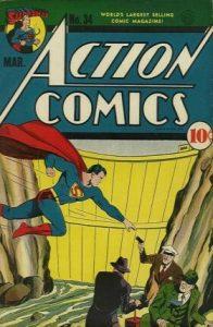 Action Comics #34 (1941)