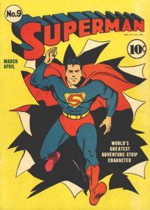 Superman #9 (1941)