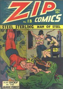 Zip Comics #13 (1941)
