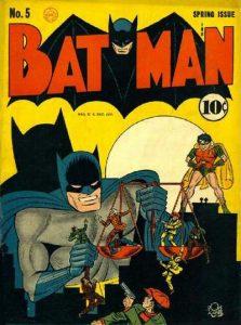 Batman #5 (1941)