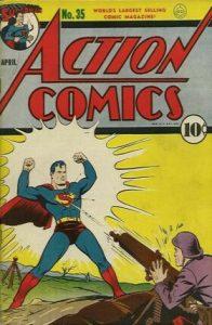 Action Comics #35 (1941)