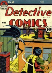 Detective Comics #50 (1941)