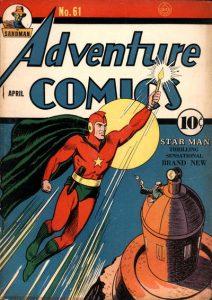 Adventure Comics #61 (1941)