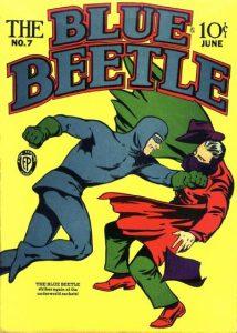 Blue Beetle #7 (1941)