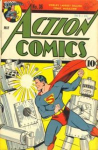 Action Comics #36 (1941)