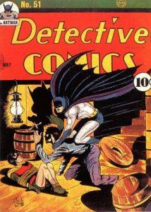 Detective Comics #51 (1941)