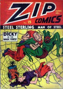 Zip Comics #15 (1941)