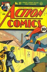 Action Comics #37 (1941)