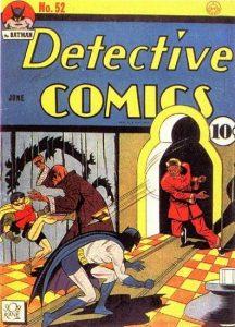 Detective Comics #52 (1941)