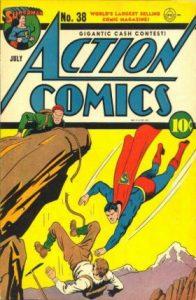 Action Comics #38 (1941)