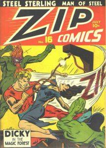 Zip Comics #16 (1941)