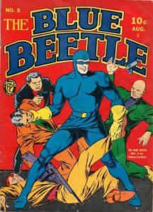Blue Beetle #8 (1941)