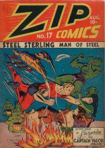 Zip Comics #17 (1941)