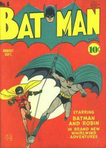 Batman #6 (1941)