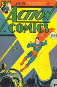 Action Comics #39 (1941)